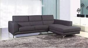 【Brand New】Fabric Sofa Couch Corner Suite Chaise Set Left/Right Nunawading Whitehorse Area Preview