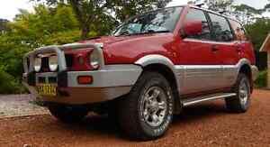 1999 Nissan Terrano II Wagon Erina Gosford Area Preview