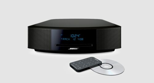New Bose Wave Music System IV with CD Player & Touch Controls - Espresso Black