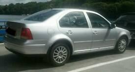 VW BORA 1.8 TURBO