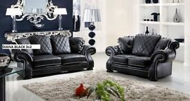 2016 new release 3+2 sofa set leather as in pic 5 sets only
