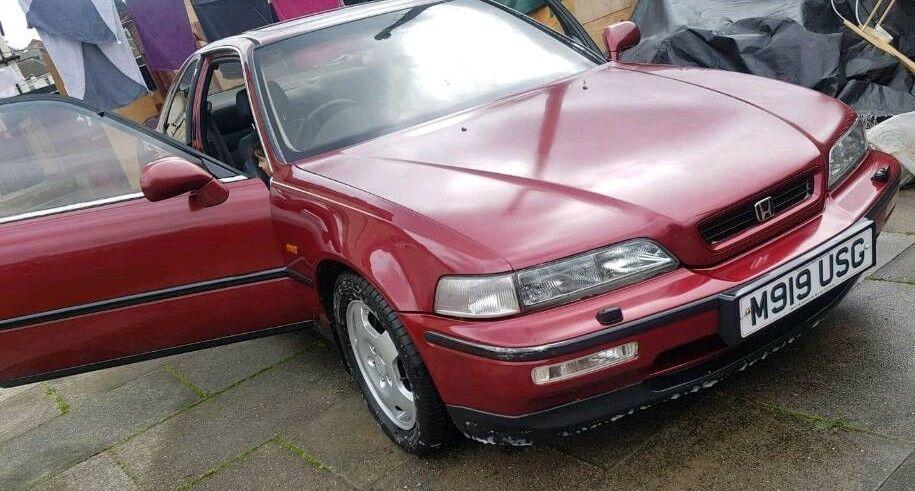 honda legend coupe 1999