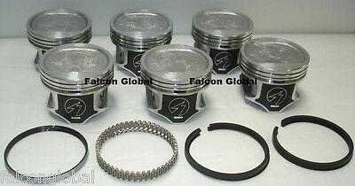 Sealed Power Cast Piston - Jeep 4.0L/242 Sealed Power Hypereutectic Pistons+Cast Rings Kit/Set 1996-06 .030