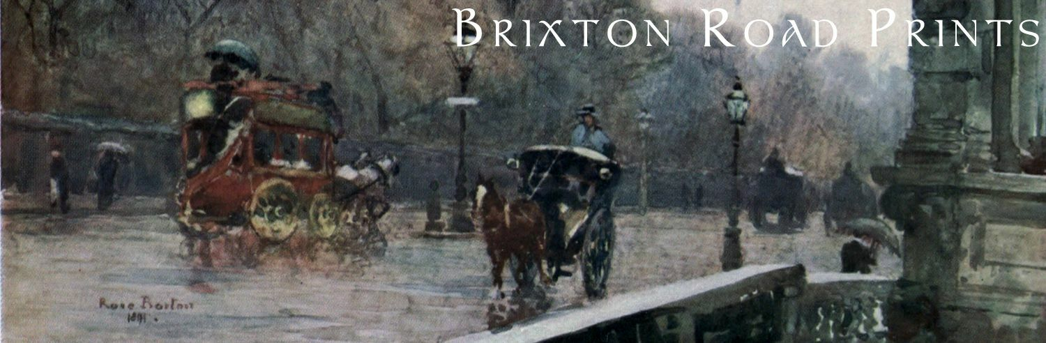Brixton Road Prints