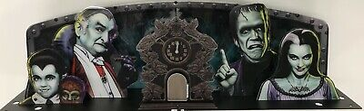 Stern Munsters Pinball Cuckoo Clock Topper IN STOCK NOW SHIPPING 502-7083-00