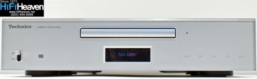 Technics SL-C700 Silver CD Player w/remote $1100 List ! AUTHORIZED-DEALER