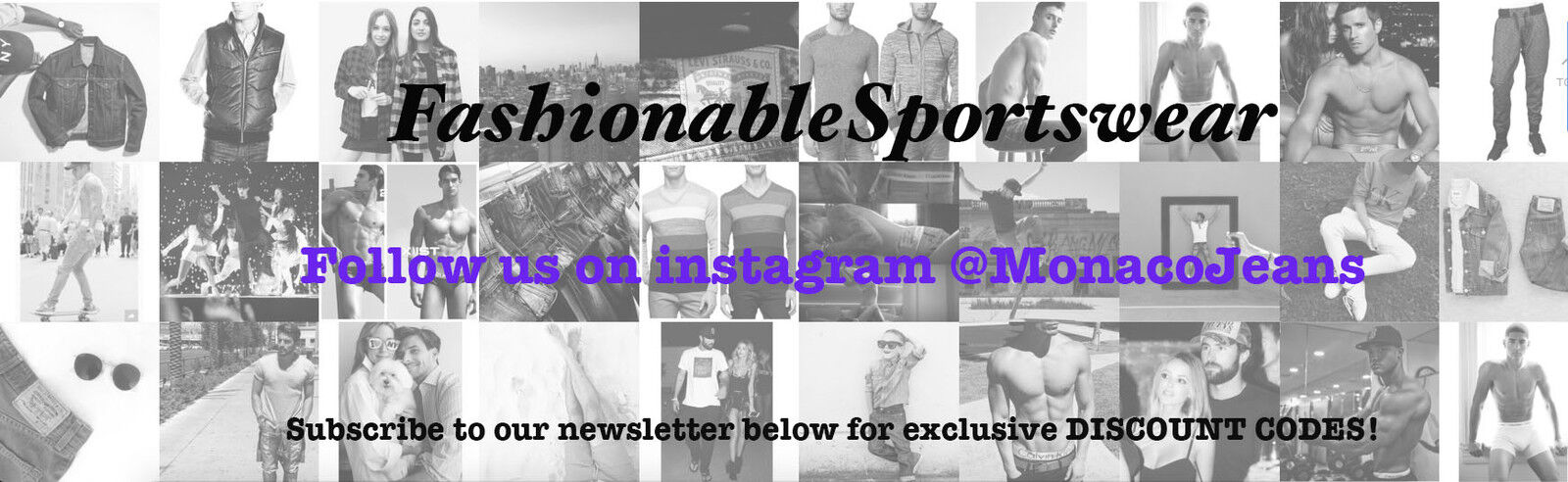 Fashionable Sportswear