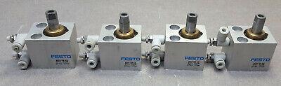 Lot Of 4 Festo Adv-20-10 Pneumatic Cylinder. 2