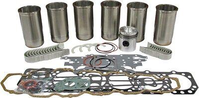 Engine Overhaul Kit Diesel For Bobcat 220 337 341 435 Tractors