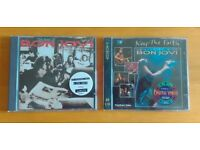 Bon Jovi Keep the Faith double CD and The best of Bon Jovi Crossroad CD