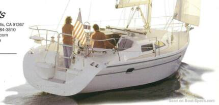 Catalina 310 Yacht & Marina Berth Manly Package Deal $135,000