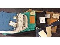 Size 30 mens Jeans/Chinos/Jogger. 5pairs. All Brand New