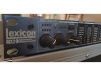 Lexicon MX200 Dual Engine Reverb and Multi-Effects Processor