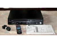 Panasonic DMR-EZ48V - DVD & VHS Video Recorder with HDMI and Freeview