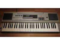 Casio ct7000 keybard and chrome stand