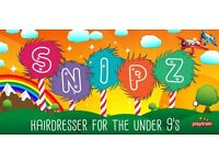 barber/ hairdresser/ barista 10-4 five days a week. :)