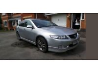 HONDA ACCORD TYPE S 2.0 VVTI AUTOMATIC EXCELLENT ENGINE AND GEARBOX SATNAV LOW MILEAGE NO FAULTS!