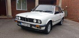 BMW E30 323i BAUR VERY RARE!!!!