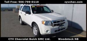 2011 Ford Escape XLT V6 4WD
