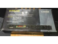 TC Electronic G Major Guitar FX rack