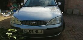 image for Ford, MONDEO, Estate, 2006, Manual, 1798 (cc), 5 doors