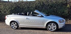 Volvo C70 D5 SE Lux Manual - Very high spec, immaculate, £1000's spent