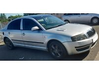 Skoda not vw Audi or seat mot nov