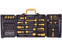Screwdriver Set - 60 Pieces, bran new