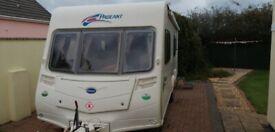 6 Berth Caravan - Bailey Pageant 6 Bretagne