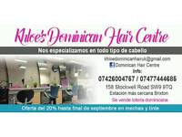 space to rent (nail table , threading ) avaliable