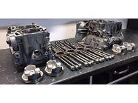 Subaru ej25 engine components for high bhp