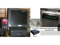 epos till drawer omnidirectional Scanner printer software 5 million barcodes supermarket convenience