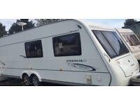 Compass corona club caravan