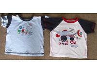 Boys clothes age 2-3, 20p - £3 per item