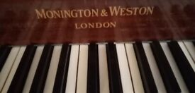 FREE FREE FREE Piano with piano stool