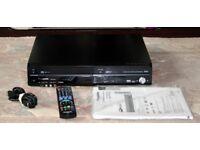 Panasonic DMR-EZ48V - DVD & VHS Video Recorder Combi