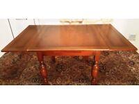 Solid Oak, Vintage Extending Dining Table