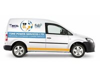 Time Power Services Limited - Cleaners required in Central London