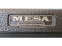 300 watt Mesa Walkabout Scout bass cabinet