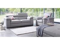BRAND NEW HARVEYS REID LIBERATA 3 SEAT SOFA RRP £1200