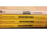 Mega structures DVD collection