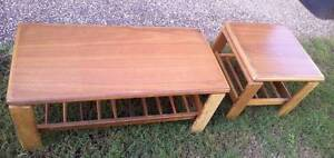 Coffee table + side table set or sturdy coffee table one layer. Sunnybank Hills Brisbane South West Preview