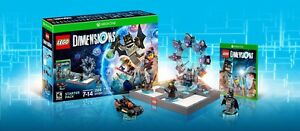 LEGO dimensions for Xbox one plus extra
