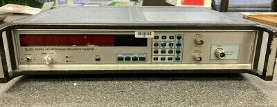 Eip 545 Microwave Frequency Counter Options 5 W-10