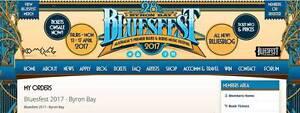 2x 5Day Bluesfest Tickets Ludmilla Darwin City Preview