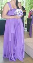Bridesmaid dress, size 14 - size 18, purple Heathwood Brisbane South West Preview