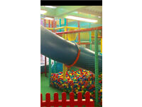 Soft Play business for sale