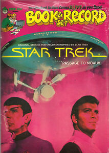 Star Trek Passage to Moauv – Vintage Peter Pan Records 1979
