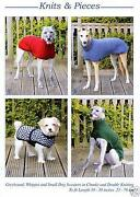 Greyhound Knitting Pattern