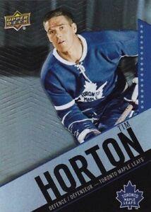 Tim Hortons 2018-19 hockey cards